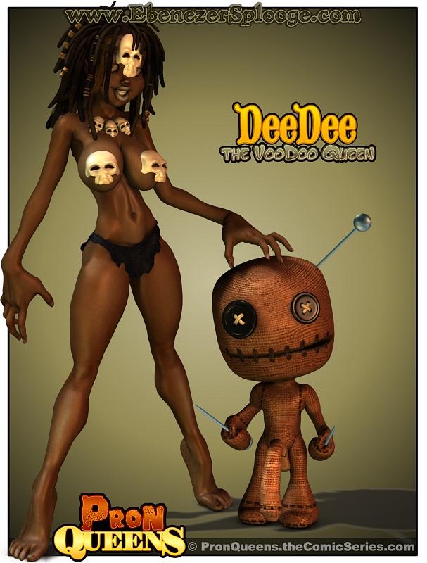 oppai voodoo porn queen DeeDee