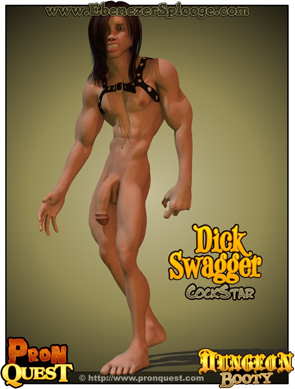 Dick Swagger big dick porn star