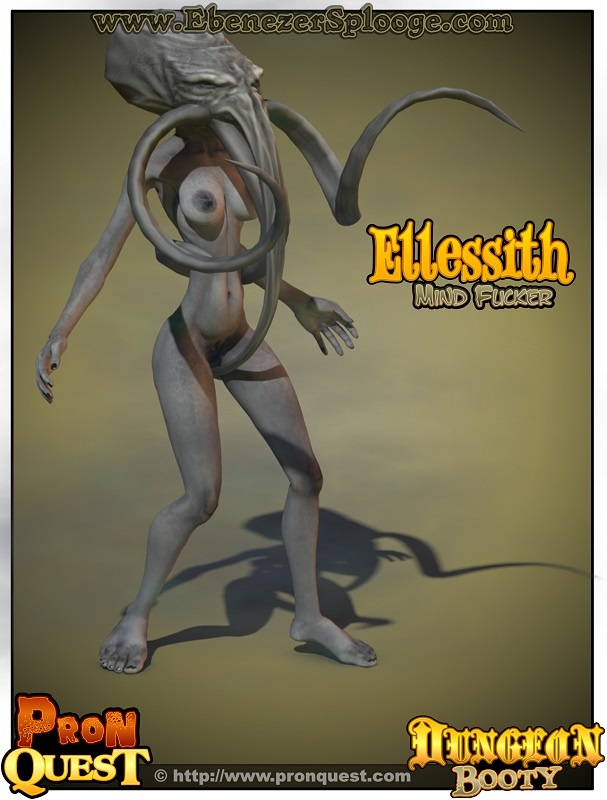 monster hentai illithid mind flayer porn