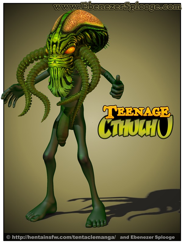 monster hentai cock tentacles cthulhu