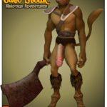 monster hentai cock bishonen minotaur