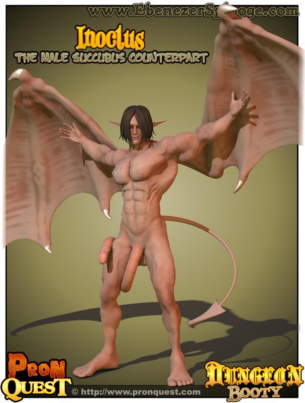 inoculus demon succubus counterpart male