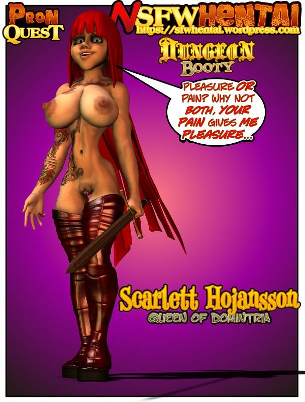 hentainsfw oppaibigtits scarlettJohansson adultcomicsporn leatherfetish